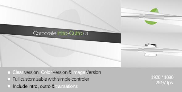Corporate Intro - Outro 01